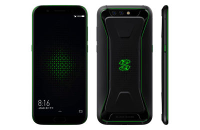 Xiaomi Black Shark 128GB Mobiltelefon