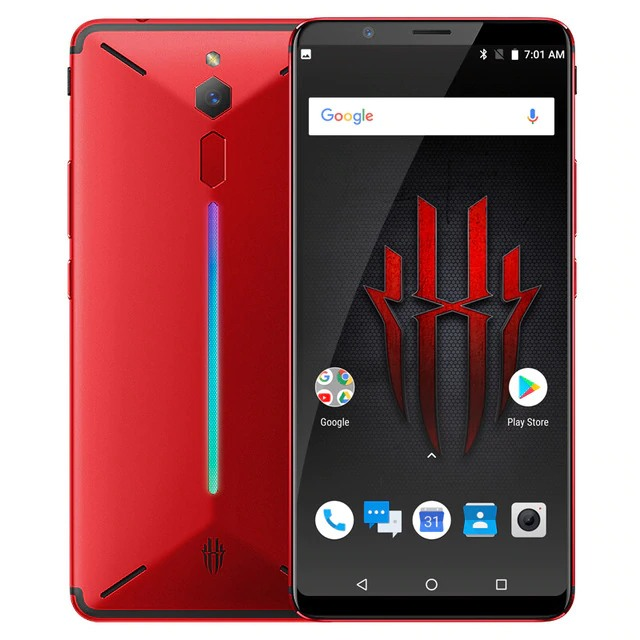 Nubia Red Magic telefon