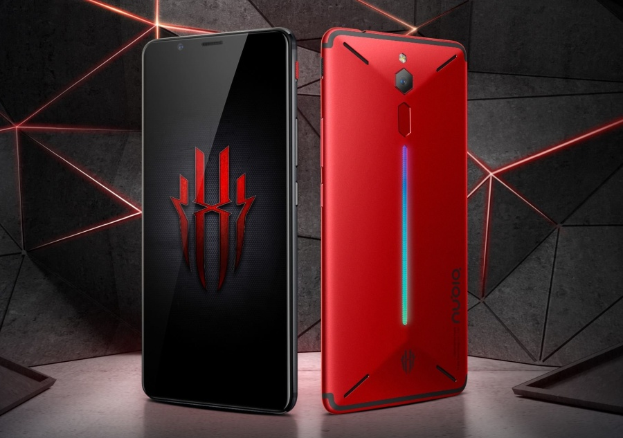 Nubia Red Magic 3 gamer telefon megjelenés