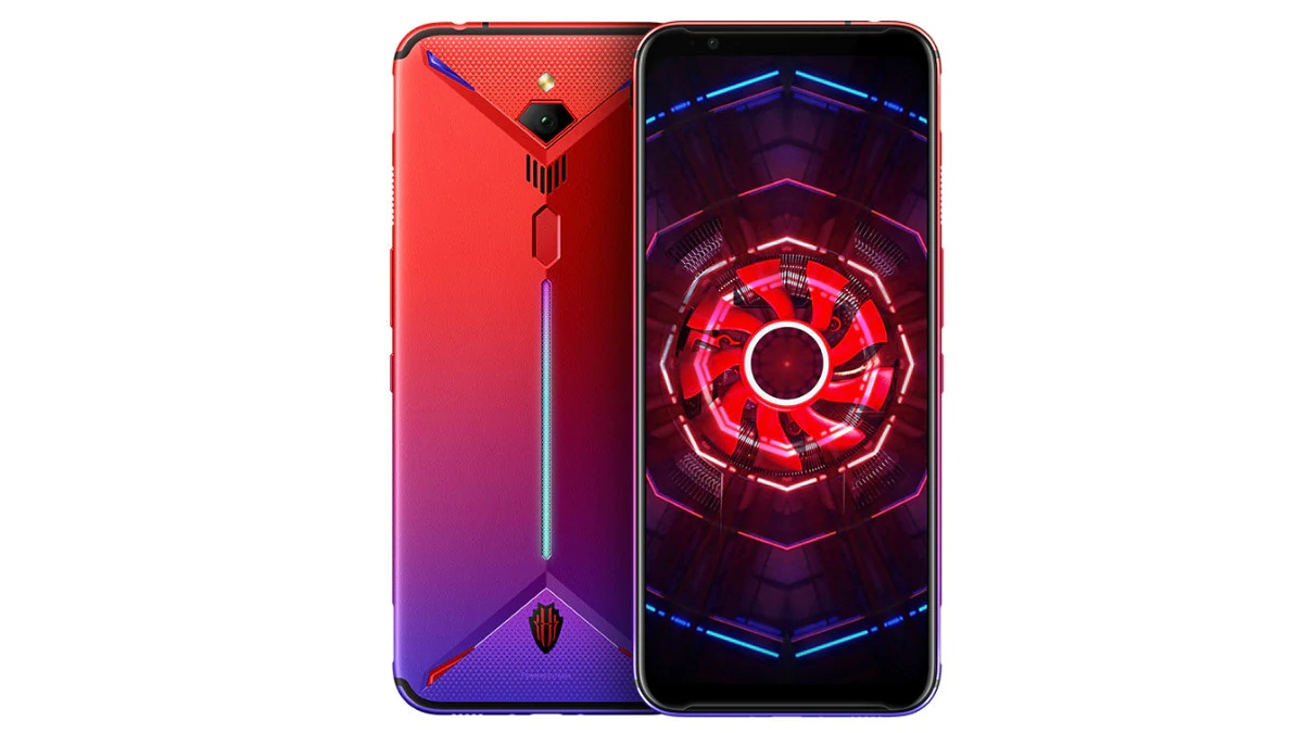 Nubia Red Magic 3 adatok