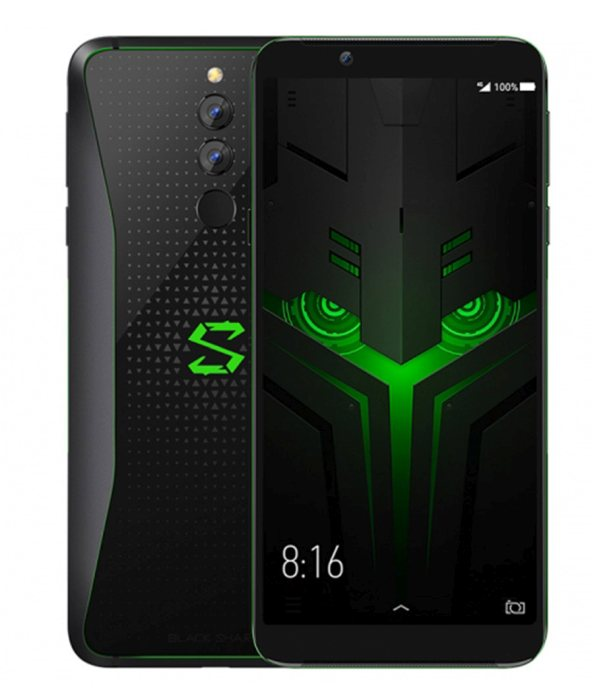 Black Shark 2 gamer telefon