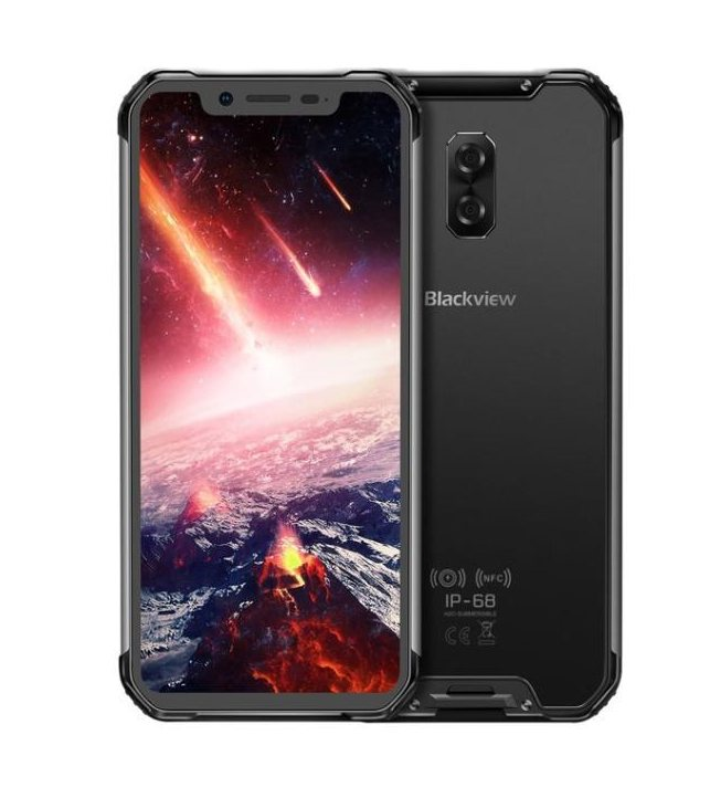 Blackview BV9600 Plus strapa mobil 2019